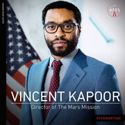 Vincent Kapoor