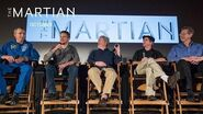 The Martian NASA JPL Cast & Filmmaker Q&A Highlights HD 20th Century FOX