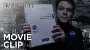 "The Martian ""Do The Math"" Clip HD 20th Century FOX"