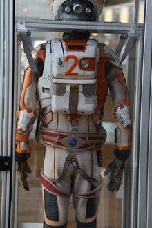 EVA Suit 4