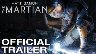 The Martian - Official HD Trailer -2 - 2015