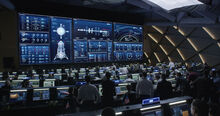 Ares III mission control