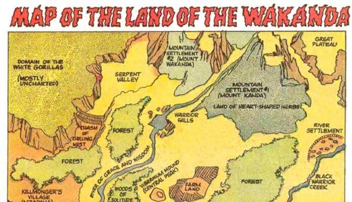 Wakanda The Marvel Omniverse Official Wiki Fandom Powered By Wikia