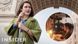 How 'The Marvelous Mrs. Maisel' Filmed This Long Scene In One Shot Movies Insider
