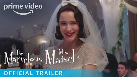 The Marvelous Mrs. Maisel - Official Trailer Prime Video
