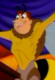 Animated Series Stinger