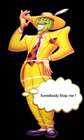 image the mask animated version png the mask wiki fandom