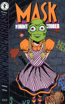 Mask Hunt for Green October 004