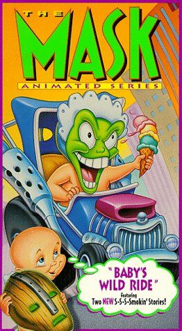 image the mask animated series babys wild ride jpg the mask wiki