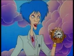 Chronos 02 Dr. Amelia, clock