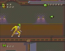 The Mask SNES Gameplay