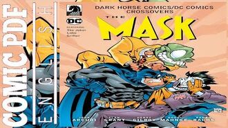 THE MASK DARK HORSE COMICS DC COMICS 01 ENGLISH 2017 HD 1080p