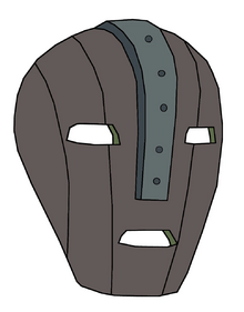 Animated Series Mask
