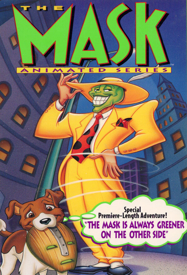 The Mask Animated Series Dvd