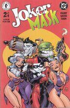 Joker Mask 2