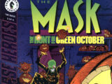 The Mask: The Hunt for Green October Issue 3