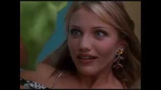 The Mask Cameron Diaz Kiss+Feet