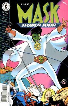 The Mask World Tour 4