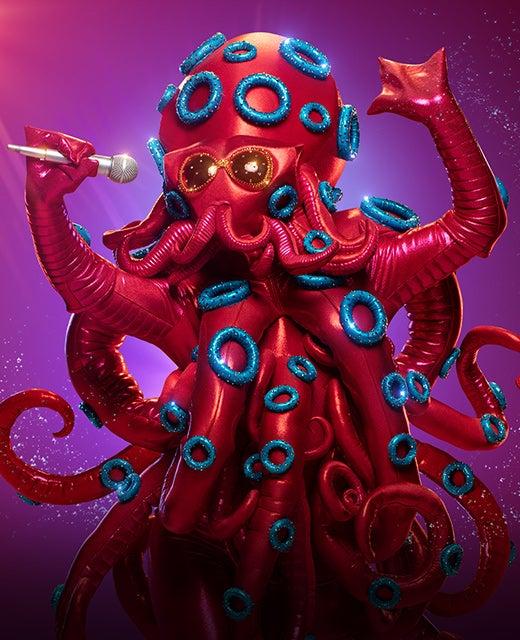 Masked Singer Oktopus