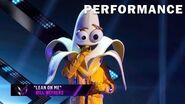 "Banana sings ""Lean on Me"" by Bill Withers THE MASKED SINGER SEASON 3"