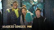 Thingamajig & Nicole Meet Without The Mask Season 2 THE MASKED SINGER