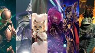 Six Masked Singers