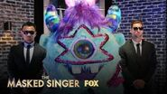 Congratulations To Monster! Season 1 THE MASKED SINGER