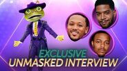 Frog's First Interview Without The Mask! Season 3 Ep