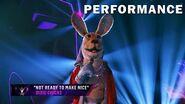 "Kangaroo sings ""Not Ready to Make Nice"" by Dixie Chicks THE MASKED SINGER SEASON 3"