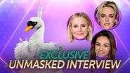 The Swan's First Interview Without The Mask! Season 3 Ep