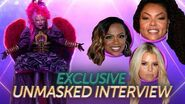 Night Angel's First Interview Without The Mask! Season 3 Ep