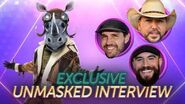 Rhino's First Interview Without The Mask Season 3 Ep