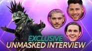Turtle's First Interview Without The Mask! Season 3 Ep