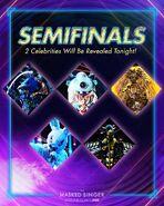 Season 1 Semifinalists