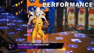 "Banana sings ""A Little Less Conversation"" by Elvis Presley THE MASKED SINGER SEASON 3"