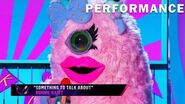 "Miss Monster sings ""Something To Talk About"" by Bonnie Raitt THE MASKED SINGER SEASON 3"