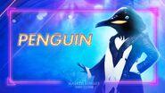 Penguin's promo card