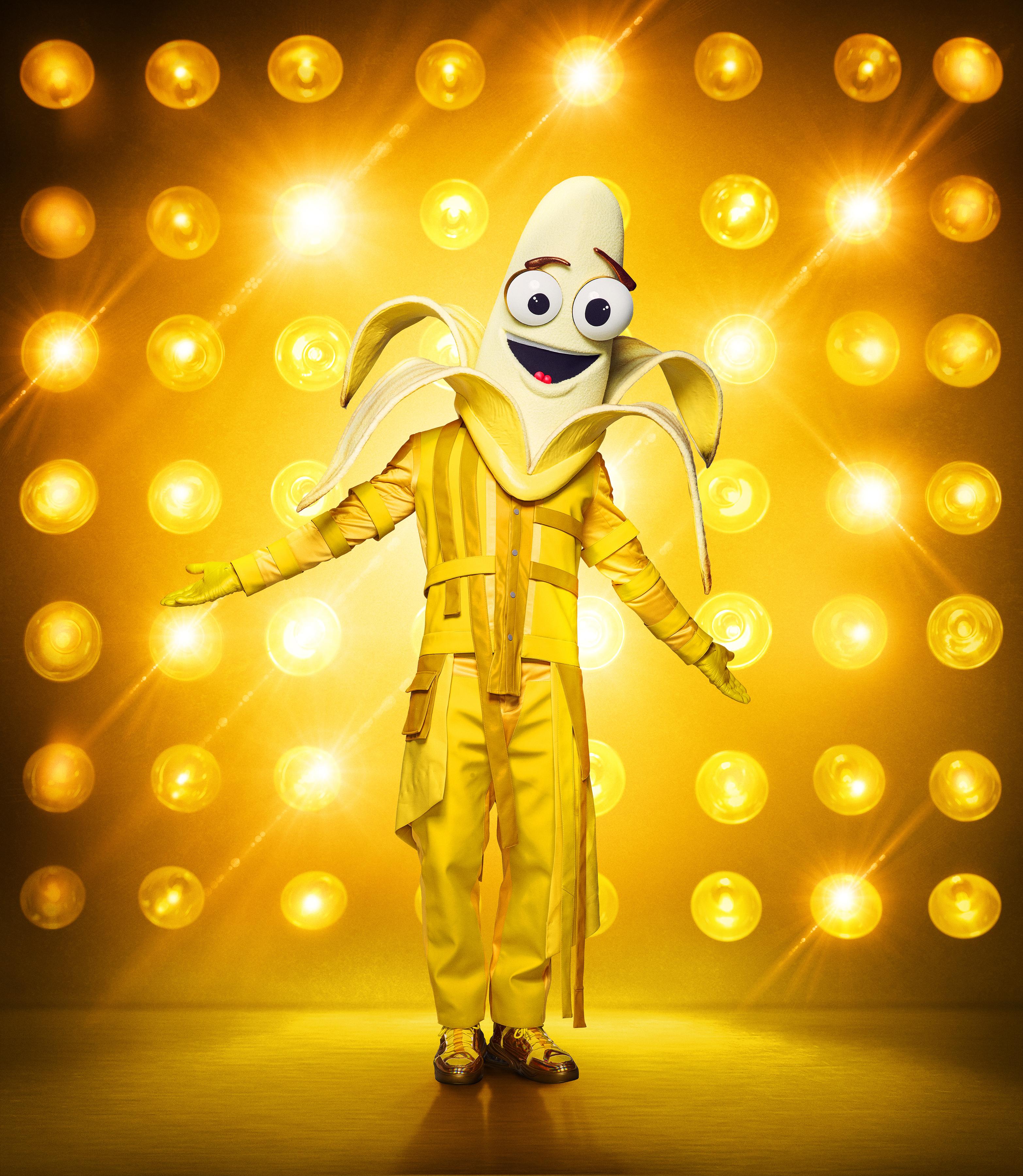 Banana The Masked Singer Wiki Fandom