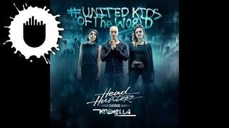 Headhunterz feat. Krewella - United Kids of the World (Cover Art)