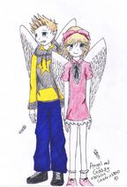 Gazzy and Angel