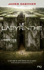 Couverture 2 le labyrinthe