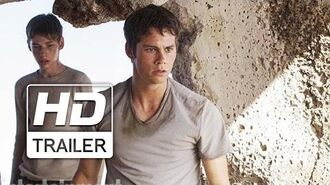 Maze Runner Prova de Fogo Segundo Trailer Legendado Oficial HD