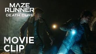 "Maze Runner The Death Cure ""Cranks Tunnel"" Clip 20th Century FOX"