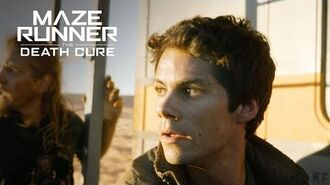 Maze Runner- The Death Cure - Train Chase Full Scene with Dylan O'Brien - 20th Century FOX