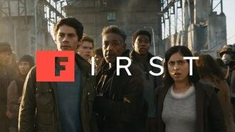 Maze Runner The Death Cure Exclusive Deleted Scene w Cast Q&A - IGN First