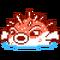 Orange Blowfish