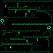 Howling Grotto 8-Bit Room 14