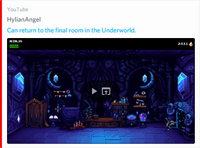 Underworld Glitch Video Thumbnail