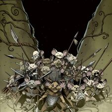 Mice-templar knights