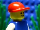 Lego Man (Red Hat)
